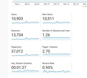 How to grow your blog traffic with pinterest - Why Pinterest isn't growing your blog traffic.