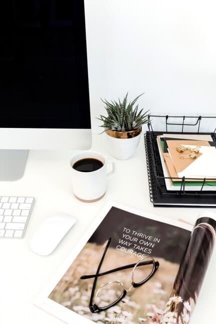 Get Your Blogging Sh*t Together – 2018 Goals