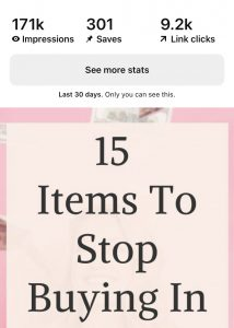 Pinterest hacks for bloggers. How to get your Pinterest pin to go viral