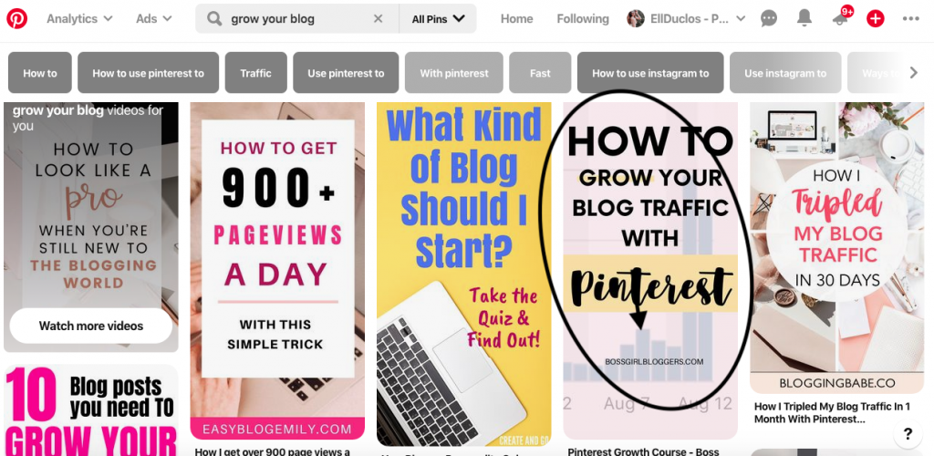 How to get 100,000 blog views from Pinterest