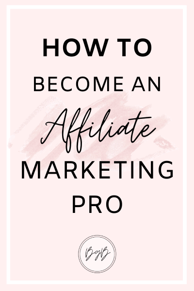 How to become an affiliate marketing pro. Increase your affiliate sales.