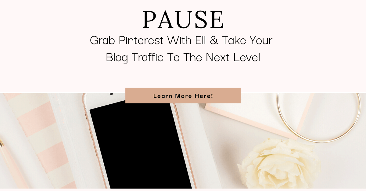 Learn how to grow your blog using Pinterest marketing.