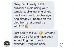 Pinterest Pin Templates Review